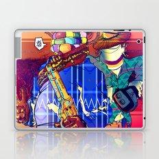Choclo y Salcedo en el oeste Laptop & iPad Skin