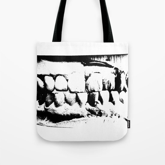 Wicked Smile Tote Bag