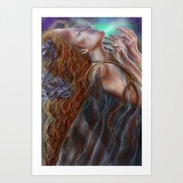 """Dance of Eternity"" Art Print"