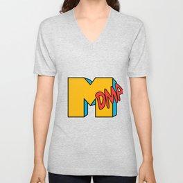 MDMA MTV parody Unisex V-Neck