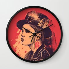 NOCTURNA Wall Clock