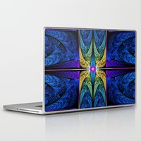spiritual Laptop & iPad Skins featuring Spiritual One by Lyle Hatch