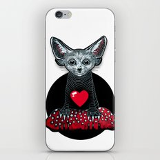 Little Fenek:::Big-hearted iPhone & iPod Skin