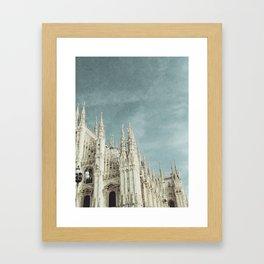 Duomo, Milan (2) Framed Art Print