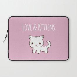 Cutie Kitty Laptop Sleeve