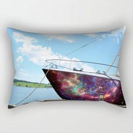 Space Ships Rectangular Pillow