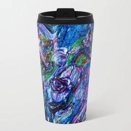 Paint Puddle Travel Mug