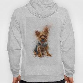 Yorkshire Terrier Art Hoody