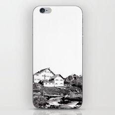 Neue Regensburger Hütte iPhone & iPod Skin