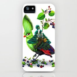 Turaco iPhone Case