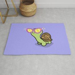 Fabulous Turtle! Rug