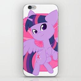 Chibi Princess Twilight Sparkle iPhone Skin