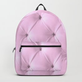 pink chesterfield Backpack