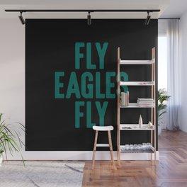 Fly Eagles Fly Philadelphia Football Wall Mural