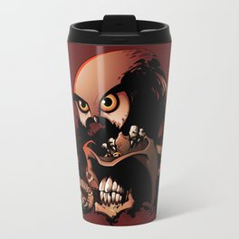 The Dead Cowboy, The Rattlesnake and The Owl Travel Mug