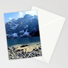 Morskie Oko Stationery Cards