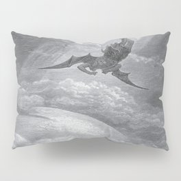 Gustave Dore: Paradise Lost XII Pillow Sham