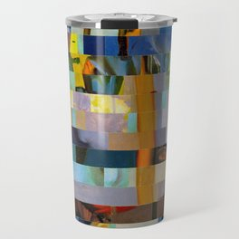 Up The Creek Without A Poodle (Provenance Series) Travel Mug