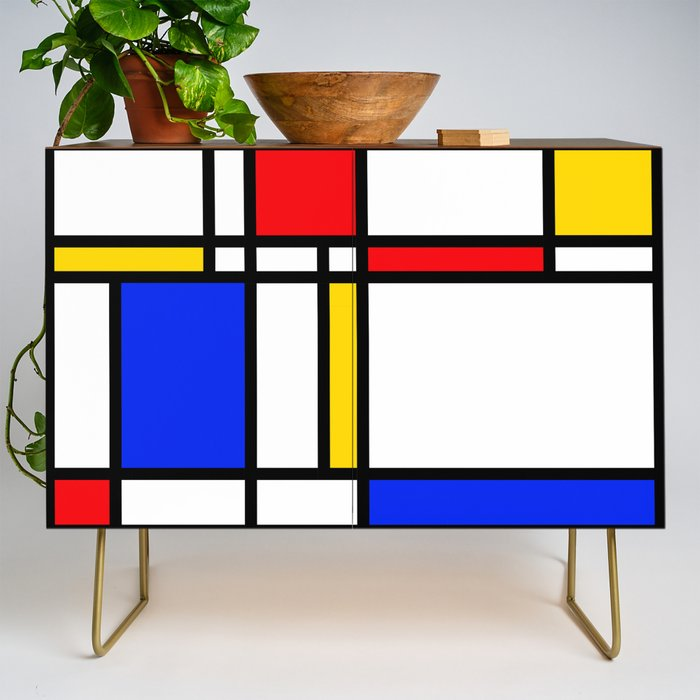 Mondrian_Credenza_by_The_Wellington_Boot__Gold__Walnut