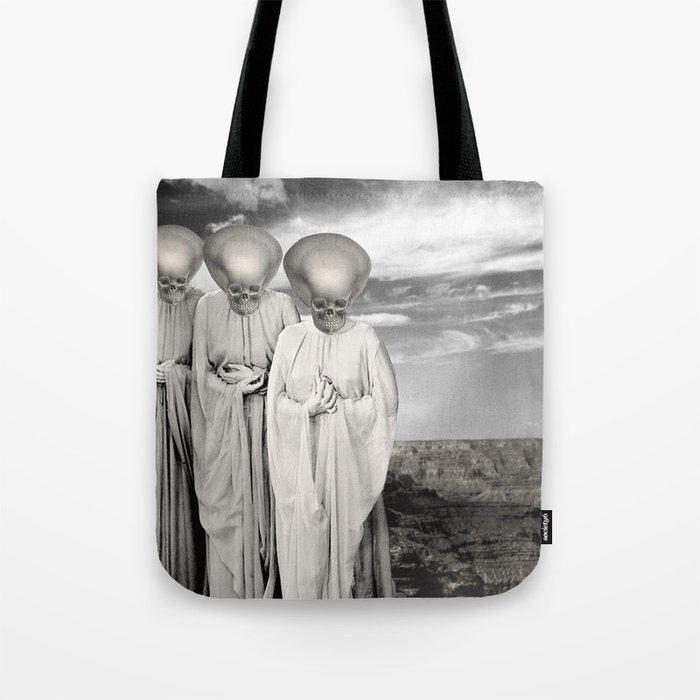 THE LAST LAUGHS Tote Bag