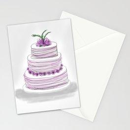 Eat Cake Stationery Cards