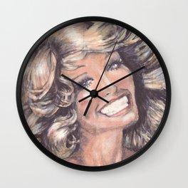 Farrah - Oh Yeah! Wall Clock