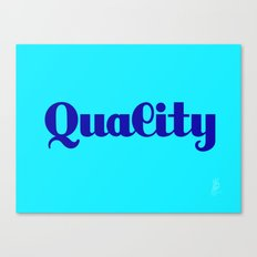 Quality Canvas Print