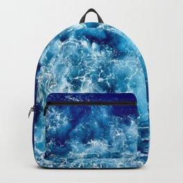 Ocean Waves Backpack