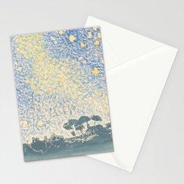 Landscape with Stars by Henri-Edmond Cross 1905–1908, French Stationery Cards