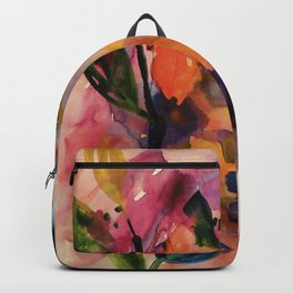 evening garden Backpack