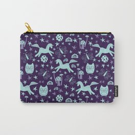 Mystical Unicorns Carry-All Pouch