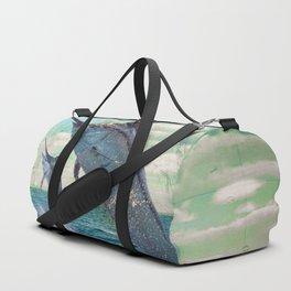 Catch a Marlin if You Can Duffle Bag