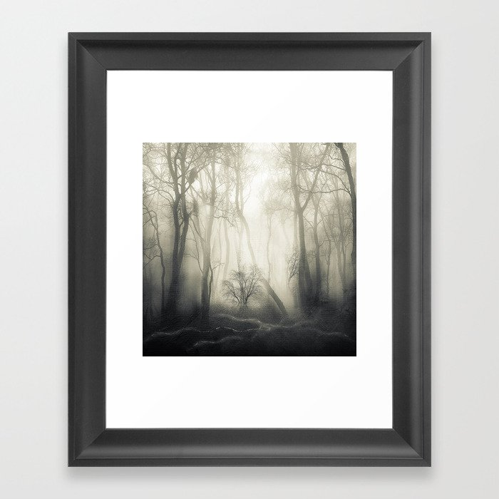 These Dreams... Framed Art Print