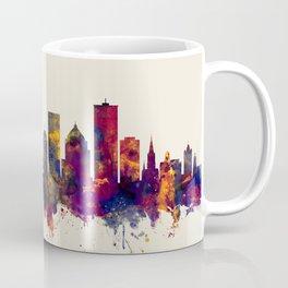 Rochester New York Skyline Coffee Mug