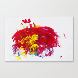 ABSTRACT Canvas Print