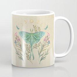 Luna and Forester - Oriental Vintage Coffee Mug