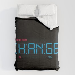 CH:AN:GE Comforters