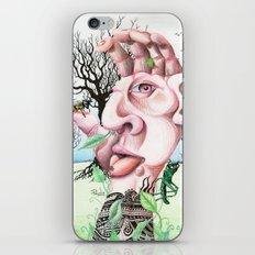 010813 iPhone & iPod Skin