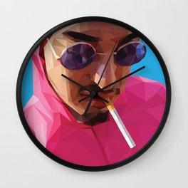 Pink Guy Wall Clock