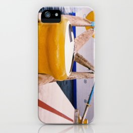 Tied Down iPhone Case