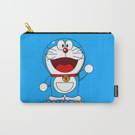 Doraemon cute smile 3 Carry-All Pouch
