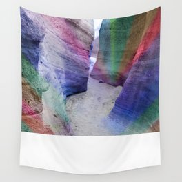 Color Canyon Wall Tapestry
