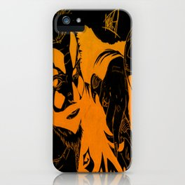 Insane heads iPhone Case