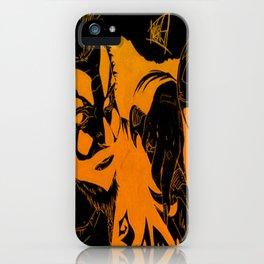 Insane heads iPhone Case