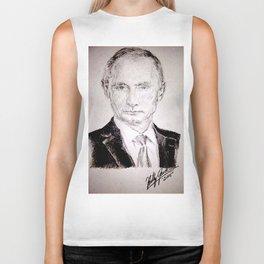 Putin Biker Tank