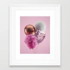 Baloons #4 Framed Art Print