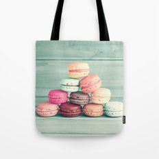 Pastel  Triangle I Tote Bag