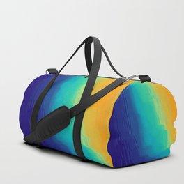 Summer Beach Crest Duffle Bag