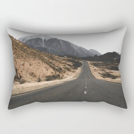 ROAD - BIRD - HILLS Rectangular Pillow