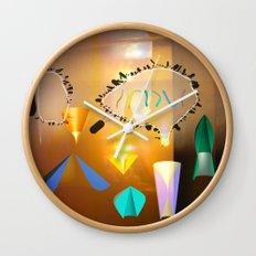 Ualnes Wall Clock